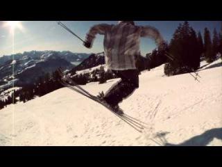 Фрирайд и прыжки от профи! Горные лыжи + сноуборд