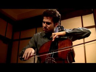 Debussy: Beau Soir - Nicholas Canellakis, cello and Michael Brown, piano