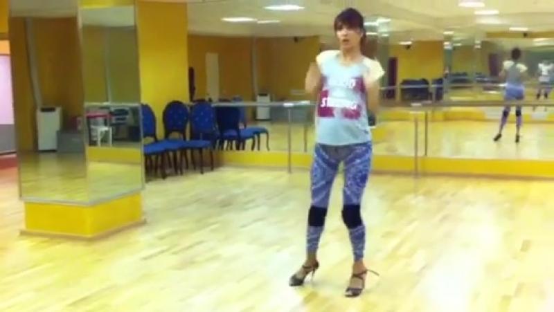 Strip dance Tiaan Dive deep