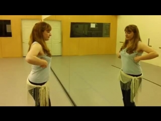 Video Of Belly Dance For Beginners With Talia Lesson  The Maya Move cool