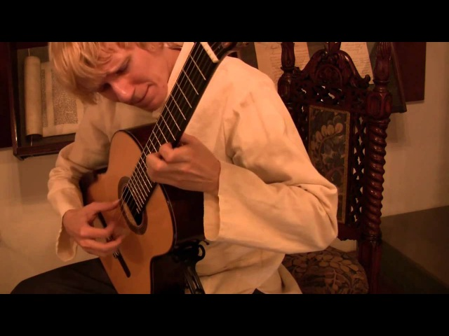 Carlo DOMENICONI 'TOMBEAU a Jun SUGAWARA' HD world premiere Marek Pasieczny guitar