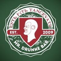 Логотип Mr.Drunke Bar