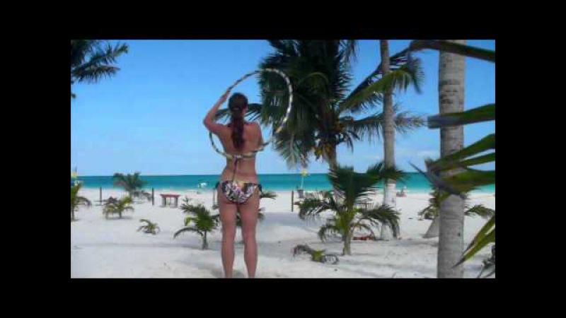 Vertical arm wrap hooping tutorial with BABZ
