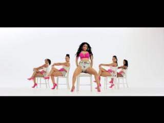 Nicki minaj anaconda hd niki ники минаж анаконда official music video clip видео музыка клип 2014-2015