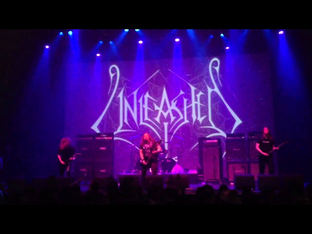 Unleashed Live @ Neurotic Deathfest Full Show 05 05 2013 by profano