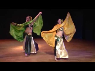 Masala Fusion Presents: Entrance of the Stars Music by Paul Dinletir | Dancers: Bryanna and Erin
