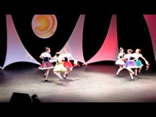 Детские Танцы - Тарантела