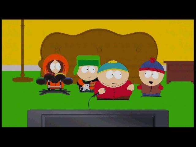 Eric Cartman feat. Kenny Kyle - Poker Face REMIX (Music Video) HD