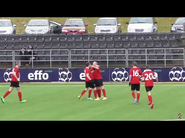 Первый дивизион сезон 2015 3 тур НСУй ІІ Б68 0 3 Обзор голов