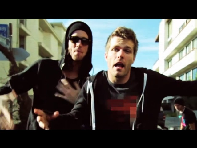 3OH!3 Touchin On My OFFICIAL MUSIC VIDEO