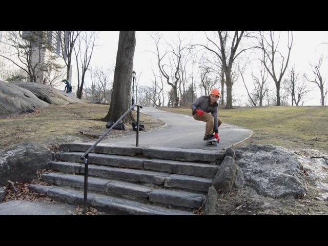 New York City 2015 Original RDVX Push Culture Longboard Loft