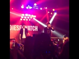 141218 Diesel Watch Party Event: Infinite - Man In Love