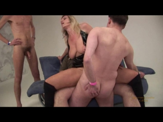 GB Casting Marina part 1. Gangbang, Cum, Mature, Mom, Milf, Double Penetration, Group Sex, DP, Bukkake, Sperm, Orgy SpermaStudio
