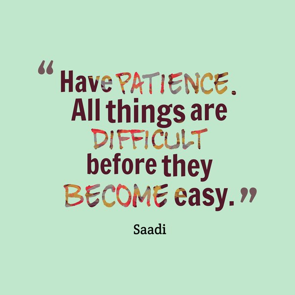 patience quotes for kids - HD4000×4000