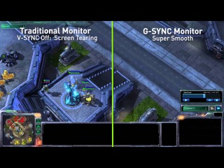 NVIDIA G-SYNC: How It Works