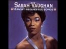 PeterGunn - Sarah Vaughan