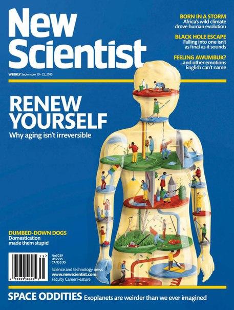 New Scientist - September 19, 2015 vk.com
