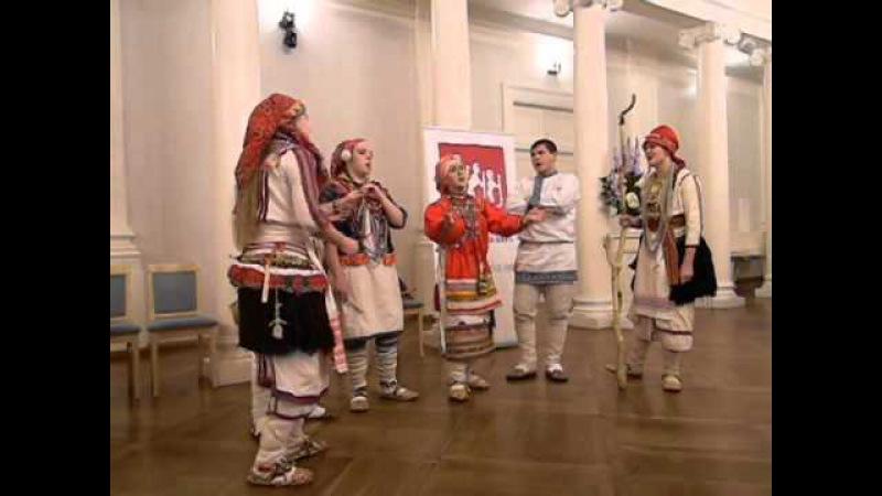 Hõimupäeva kontsert Tartus ersad ja mokšad 2