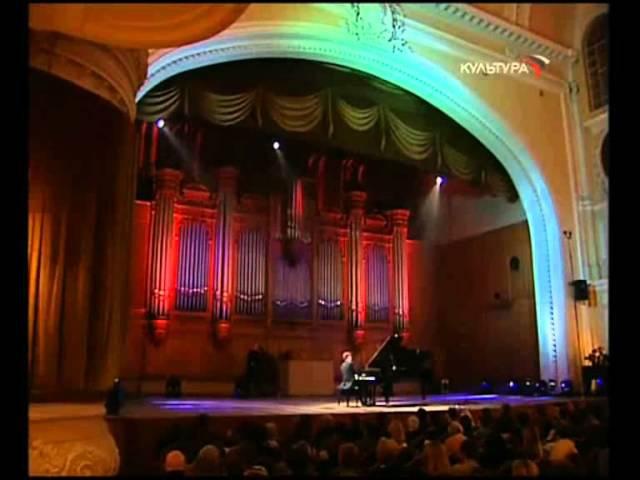 N.Lugansky playes S.Rachmaninoff Elegie Op.3 No.1