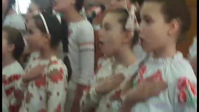 театр пісні Краплинки відкриває обласну сесію