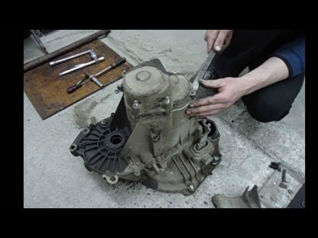 ремонт коробки передач ваз 2109 2110 2112 2114 2170 1118