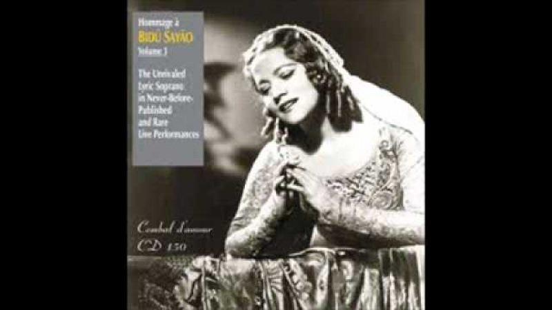 Bidu Sayão Sings Deh, viene, non tardar, from Le Nozze di Figaro. 1940
