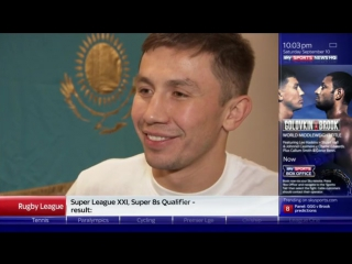 Ggg is promising a big drama show