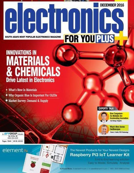 Electronics For YouDecember 2016