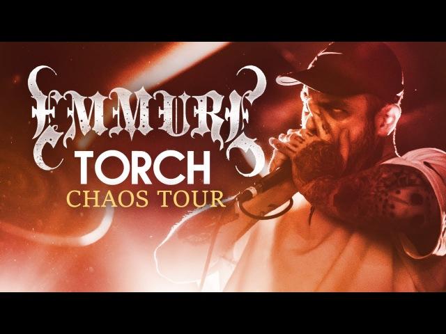 Emmure Torch LIVE Chaos Tour