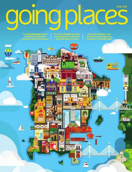 Going Places - June 2016