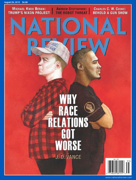 National Review - August 29, 2016 (1)