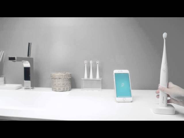 Meet Kolibree   The Fun, Intelligent Beautiful Toothbrush