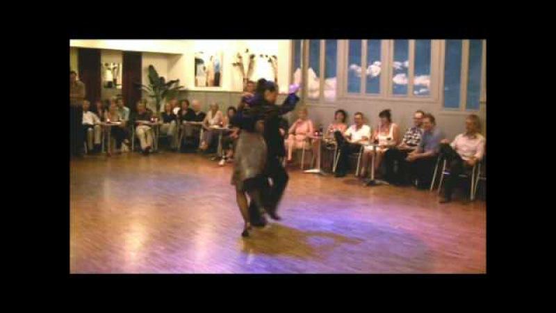 Firpo Marianne tango canyengue Rayero Amsterdam 6 June 2008