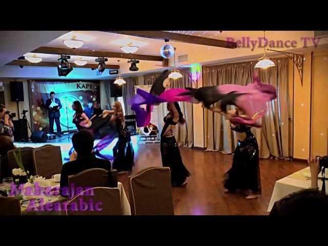 Bellydance TV - Maharajan Alearabic - группа Джанночка