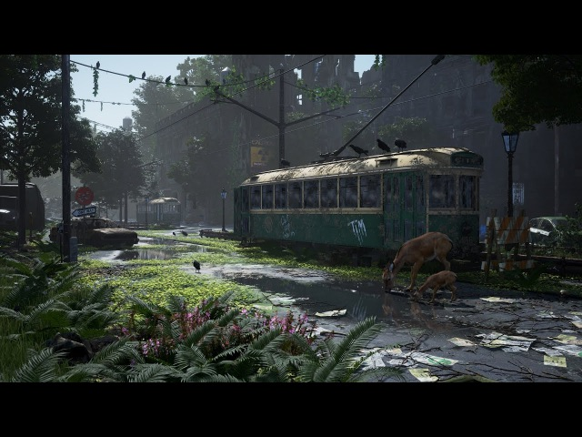 Speed Level Design Overgrown Ruins Unreal Engine 4