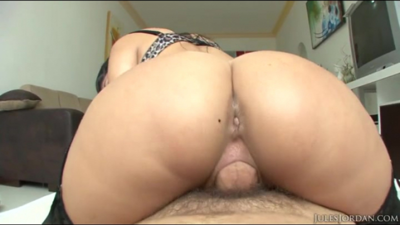 Pov Reverse Cowgirl Finger Ass