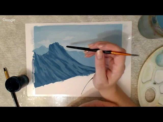 Модуль 1 живопись 1