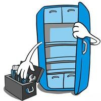 Ремонт холодильников в Уфе на дому