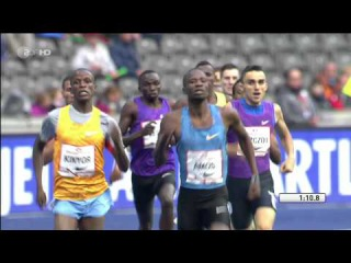 Men's 800m ISTAF Berlin 2015