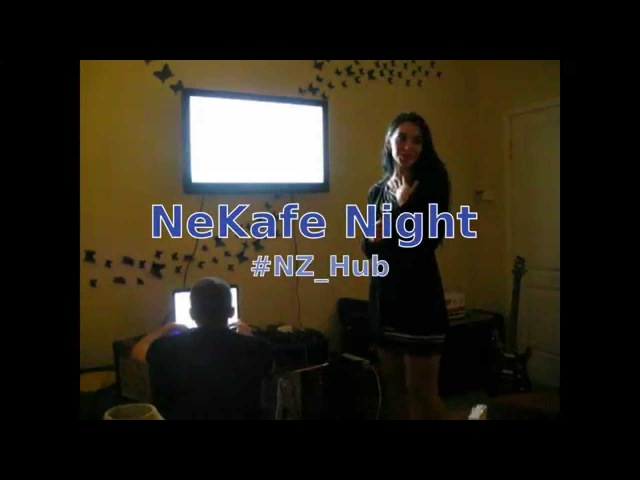 NZ Hub Karaoke Night in NeKafe