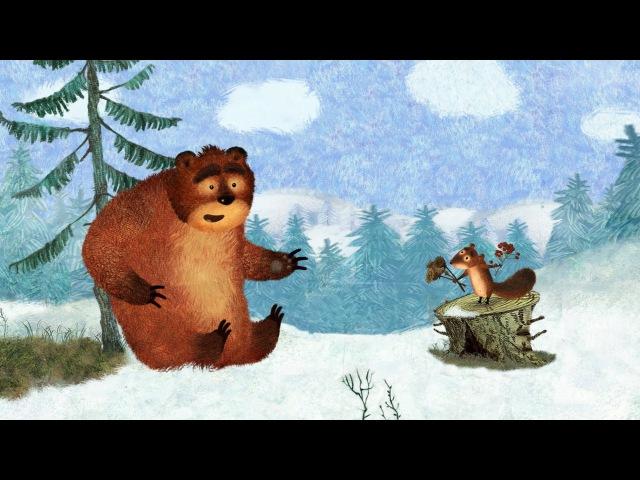 Гора самоцветов Медвежьи истории Bear's stories Эвенкийская сказка