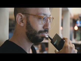 I just smoked a smartphone — CES 2016