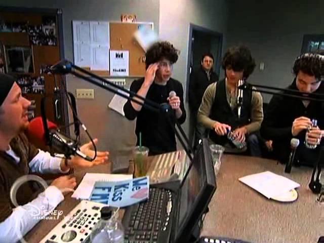 Jonas Brothers Поверь в мечту Сезон 1 Серия 4