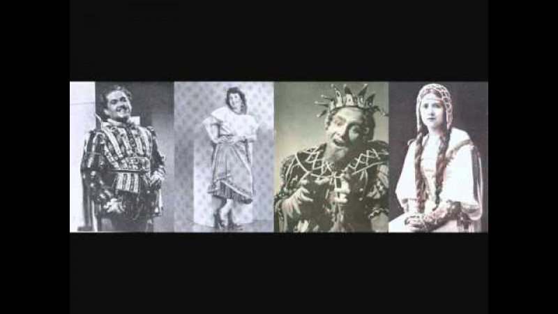 Björling-Warren-Sayão-Lipton- Bella figlia dellamore (1945 live)