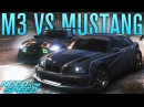 BMW M3 GTR VS RAZOR'S MUSTANG Need for Speed 2015 Gameplay w The Nobeds