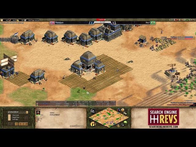 TEC TheViper vs RiuT Game 2