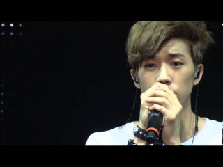 2PM Wooyoung - Oricon (6 Beautiful Days)