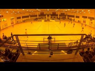 Liga Sport Zone Futsal l 17ª Jornada lLeões de Porto Salvo 4x1 Boavista Resumo