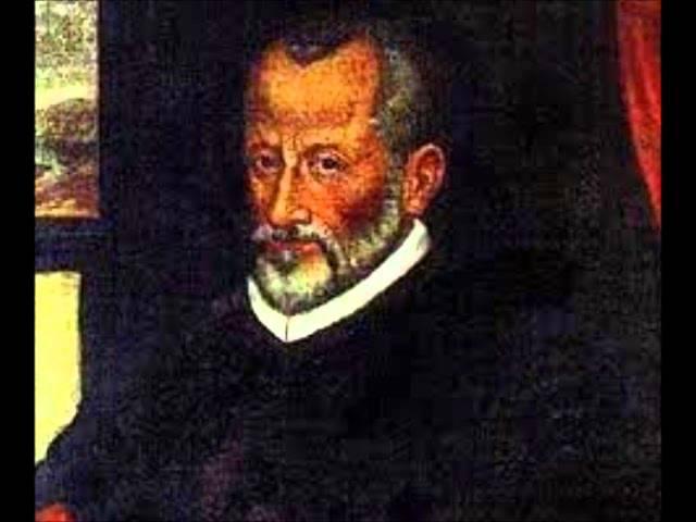 Giovanni Pierluigi da Palestrina - First Book of Madrigals