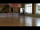 Девушка на велосипеде HD Качество Полная версия